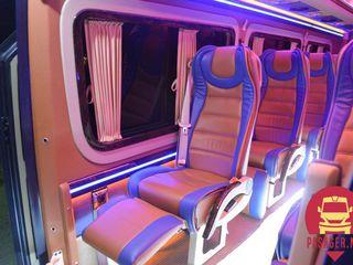 Sprinter - 2015.Super Lux Salon. Vip. 18 locuri! Transport de pasageri business class!