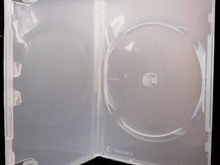 Коробочки (футляры) для дисков новые!