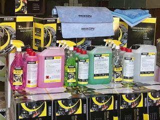 Профессиональная автохимия Mixon (Миксон) для автомоек и СТО