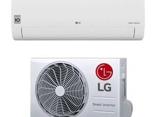 Conditioner LG S18EQ, Dual Invertor, Clasa  Racire A++,