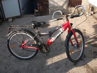 bicicleta este in stare buna,vitezele se schimba din interiorul  rotii,