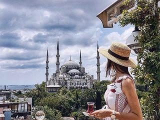 Автобусный тур в Стамбул! Выезд 24.10.20 - 165 €