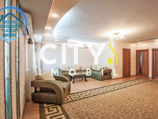 Se dă în chirie apartament cu 3 camere, Chișinău, Buiucani 95 m