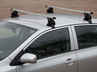 Крепления на крышу для лыж, велосипедов, рейлинги,BMW X1,X3,X5,поперечные.BMW F10 original Audi Q5
