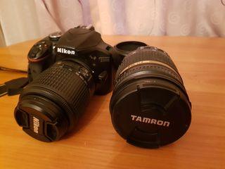 Продам Nikon d3400