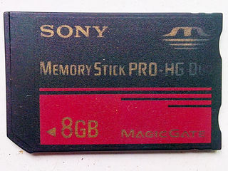 MemoryStick Pro Duo 8Gb