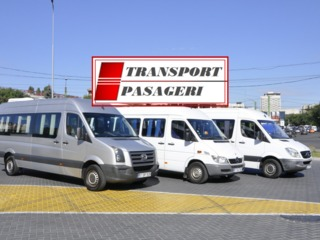 Transport Germania - Moldova , перевозки пассажиров