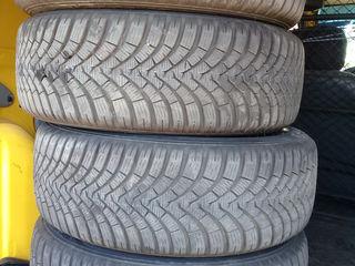 Зимние шины Falken на дисках V.W. Audi 205/55 R-16 привез из Германии без пробега по MD состояние но