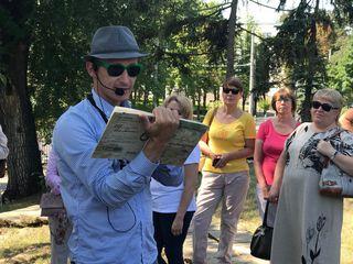 Экскурсия по городу. Еврейская больница и другие истории Кишинева