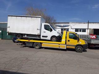 Tractari auto din orice colt al Europei, Tractari Europa!