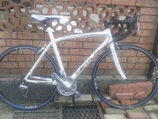 Vând bicicleta Nakamura engineering carbon