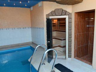 Sauna moderna(сауна -- ботаника)