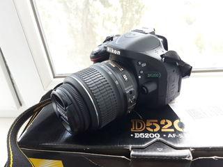 Nikon 5200 18-55 VR Kit Новый !!!