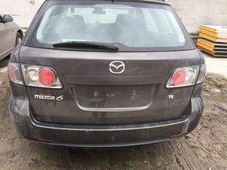 Dezmembrare (razborca)/ авто разборка (bamper, crila,capot,usa,бампер,крыло,капот,двери) Mazda 6GG