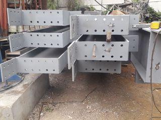 Металлические конструкции Construcţii din metal