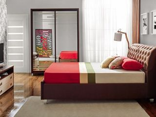 Dormitor Ambianta Frankfurt Wenge 160