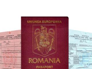 Transcrieri acte de stare civilă - aici sunt toate transcrierile româneşti: preţuri şi termeni