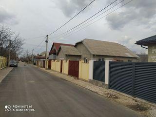 Casa nefinisată în Ciorescu