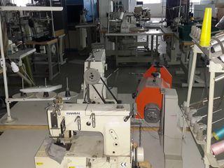 Швейное оборудование для грубых тканей термоклеевая машина ,  рукавные машины Durkopf Adller Boma