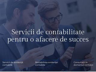 Servicii de contabilitate complete pentru companii mici si medii