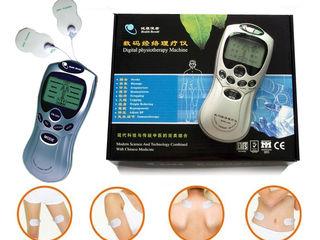 Aparat digital de masaj si terapie, acupunctura, fizioterapie, electroterapie masajor