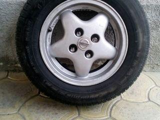 комплект колёс 175.70 R13 диски +шины все сезонная резина Кишинев 4 шт