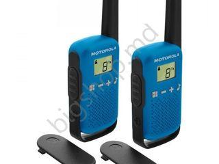 Statie radio motorola talkabout t42 blue calitativ! reduceri!