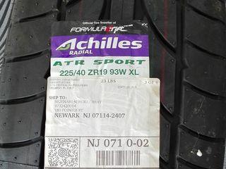 Achilles 225/40/19 новые пара - 200e