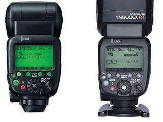 Yongnuo YN600ex-rt для Canon