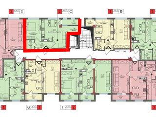 48.2 m2 Centru Estate Vorniceni