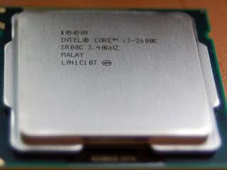 Intel Core i7-2600k Processor LGA 1155