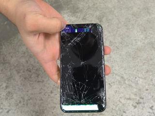 Iphone X Треснул экран – на ремонт отдавай нам!
