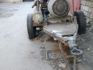 Комрессор воздушный поршневой, пкс5,25 + Ресивер 2500 л, в рабочем состоянии