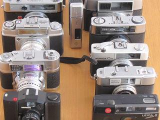 Пленочные безззеркальные (дальномерные) фотоаппараты