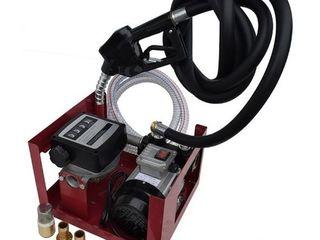 Заправочная станция geko g01023/stație de alimentare pentru combustibil/220 w, 12 v, 24 v/livrare