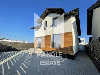 Se vinde. Casa, complex rezidential Poiana Domneasca. 2 nivele + subsol, 2 locuri de parcare