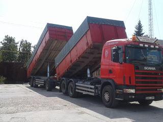Scania 164L зерновоз