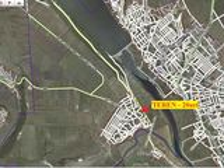 Tenen pe malul riului Nistru - Ustia,Holercani, 20 ari - 15500 Euro