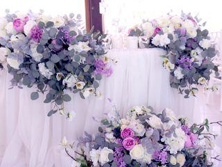 Свадебный декор в лиловых тонах 2021!