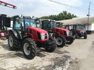 Tractor Hattat 75 hp