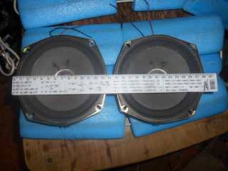 динамики 15 ват. 8 ом. пара 200 лей