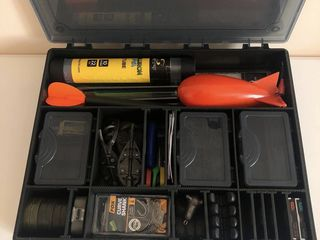 Carp Tackle Box 7+1