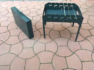 Gratar mangal мангал складной удобен для выезда на отдых