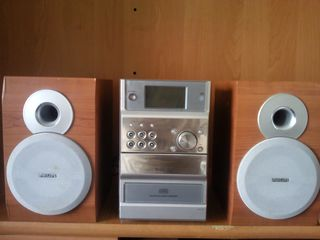 Minisistem Philips Model : Mcm 190