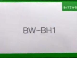Беспроводная гарнитура BlitzWolf BW-BH1 Smart Touch c сенсорным управлением - 250 лей