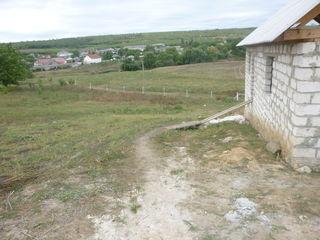 Se vinde casa nefinisata cu 50 ari de pamint in Step-Soci