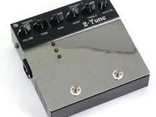 Bad Cat 2-Tone Guitar Effects Pedal  , Hafler T3 (Made in USA) ,Korg DTR-1 rack mount tuner