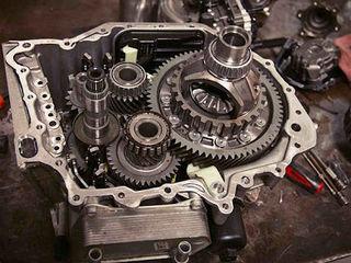 Ремонт механической коробки передач в Кишинёве