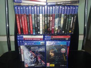 Диски для PS4  Продажа