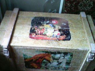 Сундук ящик